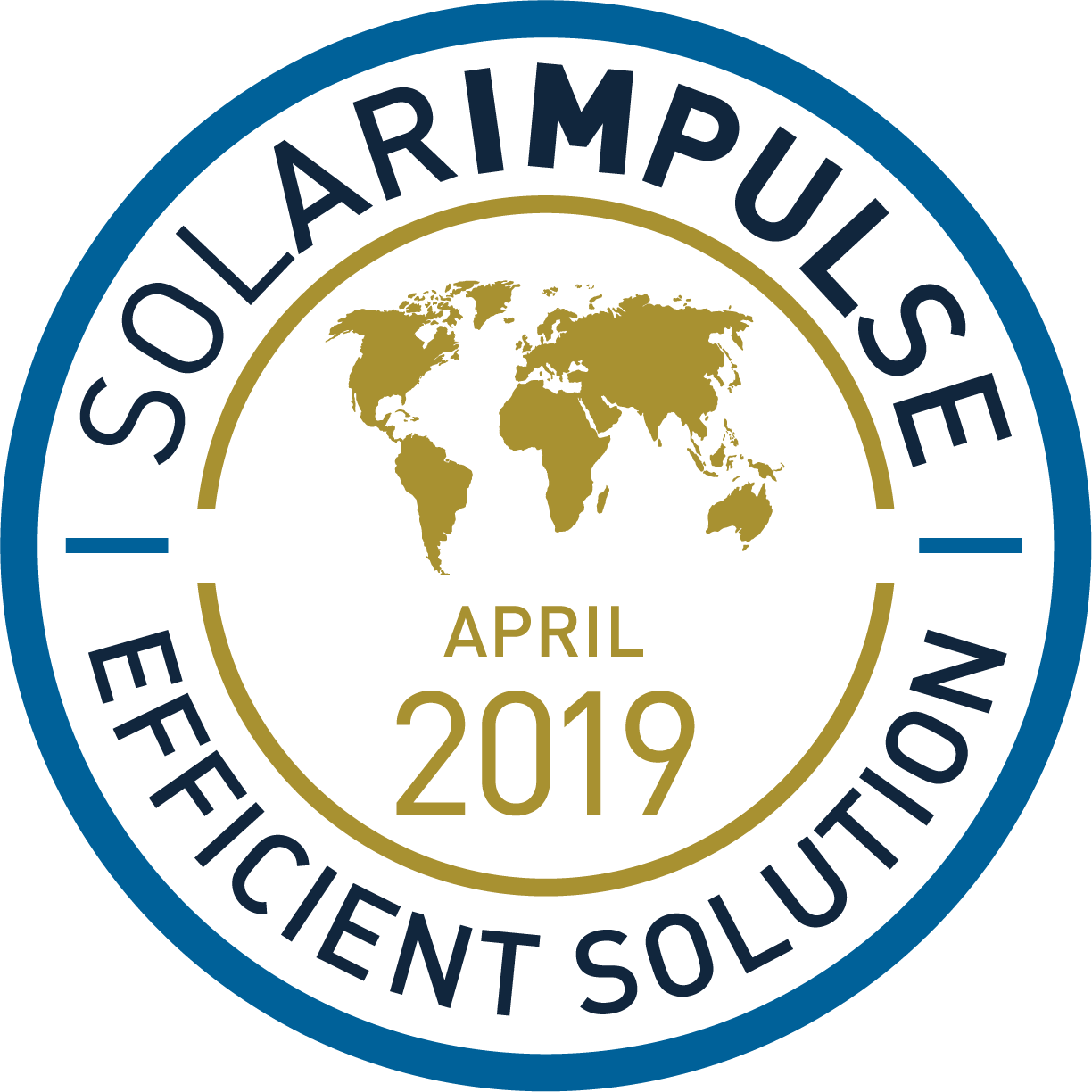 Solar Impulse Foundation -  Efficient Solution Label